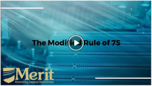 AT&T rule of 75