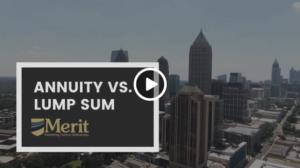 annuity vs. lump sum